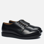 Мужские ботинки Red Wing Shoes 101 Heritage Postman Oxford Black фото- 1