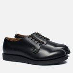 Мужские ботинки Red Wing Shoes 101 Postman Oxford Leather Black Chaparral фото- 1