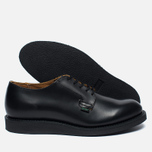 Мужские ботинки Red Wing Shoes 101 Heritage Postman Oxford Black фото- 2