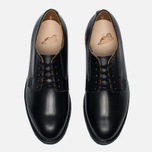 Мужские ботинки Red Wing Shoes 101 Postman Oxford Leather Black Chaparral фото- 3