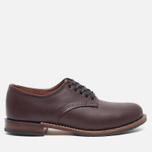 Red Wing 9042 Beckman Oxford Men's Shoes Brown photo- 0