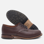 Red Wing 9042 Beckman Oxford Men's Shoes Brown photo- 2