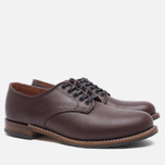 Red Wing 9042 Beckman Oxford Men's Shoes Brown photo- 1