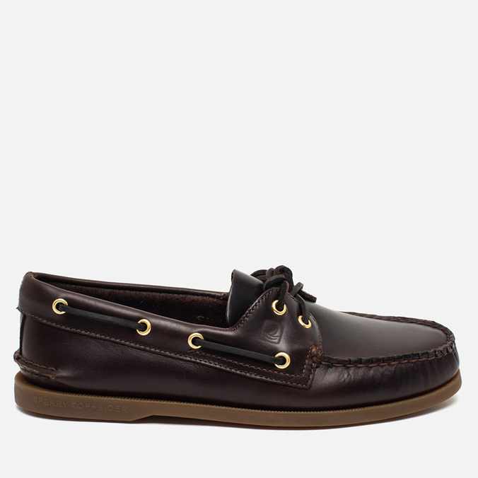 Sperry Top-Sider A/O 2-Eye Men's Shoes Amaretto
