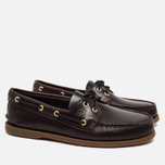 Sperry Top-Sider A/O 2-Eye Men's Shoes Amaretto photo- 1