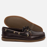 Sperry Top-Sider A/O 2-Eye Men's Shoes Amaretto photo- 2