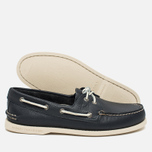 Sperry Top-Sider A/O 2-Eye Boat Men's Shoes Navy photo- 2