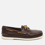 Мужские ботинки Sperry Top-Sider A/O 2-Eye Brown фото- 0