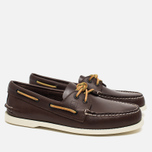 Мужские ботинки Sperry Top-Sider A/O 2-Eye Brown фото- 1