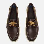 Мужские ботинки Sperry Top-Sider A/O 2-Eye Brown фото- 3