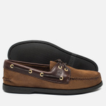 Мужские ботинки Sperry Top-Sider A/O 2-Eye Buck Brown фото- 2