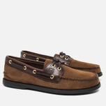 Мужские ботинки Sperry Top-Sider A/O 2-Eye Buck Brown фото- 1