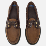 Мужские ботинки Sperry Top-Sider A/O 2-Eye Buck Brown фото- 4