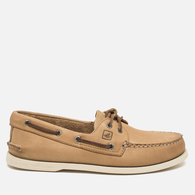 Мужские ботинки Sperry Top-Sider A/O 2-Eye Oatmeal