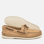 Мужские ботинки Sperry Top-Sider A/O 2-Eye Oatmeal фото- 2