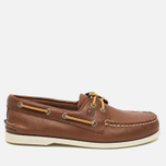 Sperry Top-Sider A/O 2-Eye Men's Shoes Tan photo- 0