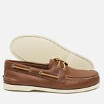 Мужские ботинки Sperry Top-Sider A/O 2-Eye Tan фото- 2