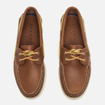 Sperry Top-Sider A/O 2-Eye Men's Shoes Tan photo- 3