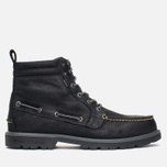 Sperry Top-Sider A/O Waterproof Lug Chukka Men's Shoes Black photo- 0