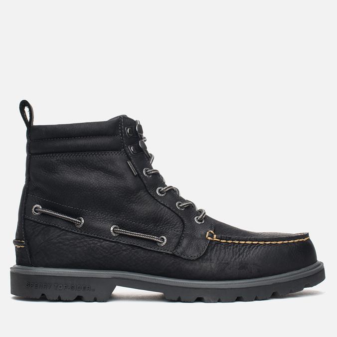 Мужские ботинки Sperry Top-Sider A/O Waterproof Lug Chukka Black