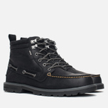 Sperry Top-Sider A/O Waterproof Lug Chukka Men's Shoes Black photo- 1