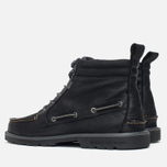 Sperry Top-Sider A/O Waterproof Lug Chukka Men's Shoes Black photo- 2