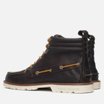 Мужские ботинки Sperry Top-Sider A/O Waterproof Lug Chukka Brown фото- 2