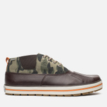 Мужские ботинки Sperry Top-Sider Fowl Weather Brown/Camo фото- 0