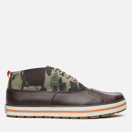 Sperry Top-Sider Fowl Weather Men's Shoes Brown/Camo