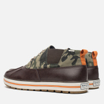 Мужские ботинки Sperry Top-Sider Fowl Weather Brown/Camo фото- 2