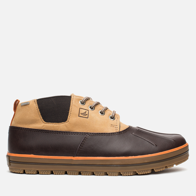 Sperry Top-Sider Fowl Weather Men's Shoes Brown/Tan