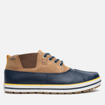 Мужские ботинки Sperry Top-Sider Fowl Weather Navy/Dark Tan фото- 0