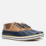 Sperry Top-Sider Fowl Weather Men's Shoes Black photo- 1