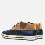 Мужские ботинки Sperry Top-Sider Fowl Weather Navy/Dark Tan фото- 2