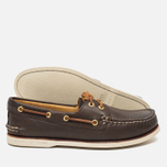 Мужские ботинки Sperry Top-Sider Gold Cup A/O 2-Eye Brown фото- 2