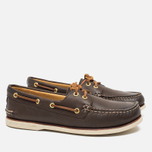 Мужские ботинки Sperry Top-Sider Gold Cup A/O 2-Eye Brown фото- 1