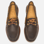 Sperry Top-Sider Gold Cup A/O 2-Eye Men's Shoes Brown photo- 4