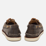 Мужские ботинки Sperry Top-Sider Gold Cup A/O 2-Eye Brown фото- 3