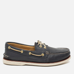 Мужские ботинки Sperry Top-Sider Gold Cup A/O 2-Eye Navy фото- 0