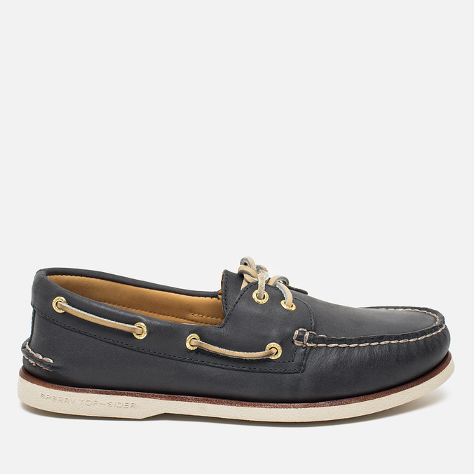 Мужские ботинки Sperry Top-Sider Gold Cup A/O 2-Eye Navy