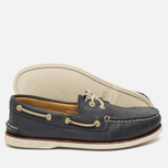 Мужские ботинки Sperry Top-Sider Gold Cup A/O 2-Eye Navy фото- 2