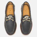 Мужские ботинки Sperry Top-Sider Gold Cup A/O 2-Eye Navy фото- 4