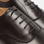 Trickers Oxford Regend Men's Shoes Espresso Burnished photo- 5
