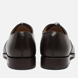 Trickers Oxford Regend Men's Shoes Espresso Burnished photo- 3