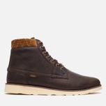 Vans Breton Boot SE Men's Shoes Brown photo- 0
