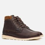 Vans Breton Boot SE Men's Shoes Brown photo- 1