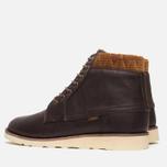 Мужские ботинки Vans Breton Boot SE Brown фото- 2