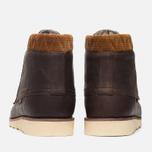 Vans Breton Boot SE Men's Shoes Brown photo- 3