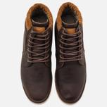 Vans Breton Boot SE Men's Shoes Brown photo- 4