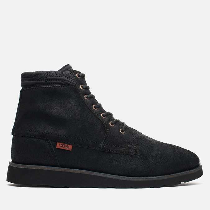 Vans Breton Boot SE Men's Shoes MTE Black